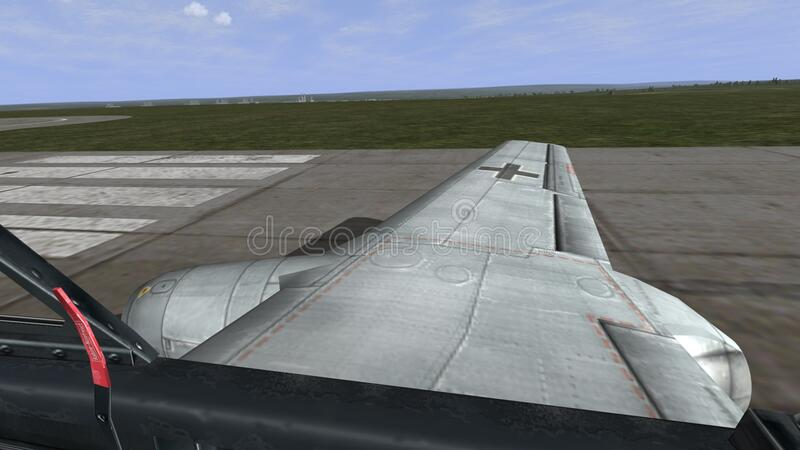 Wing Of Aircraft Free Public Domain Cc0 Image
