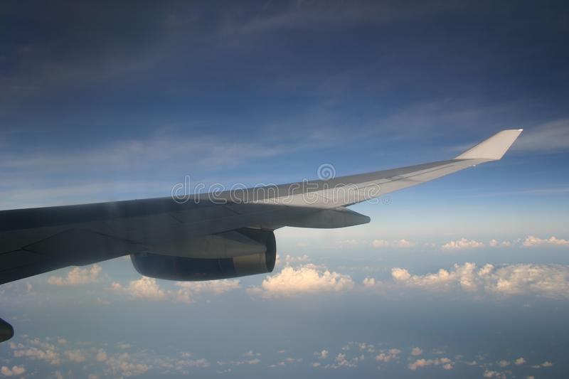 Wing And A Prayer Stock Photography