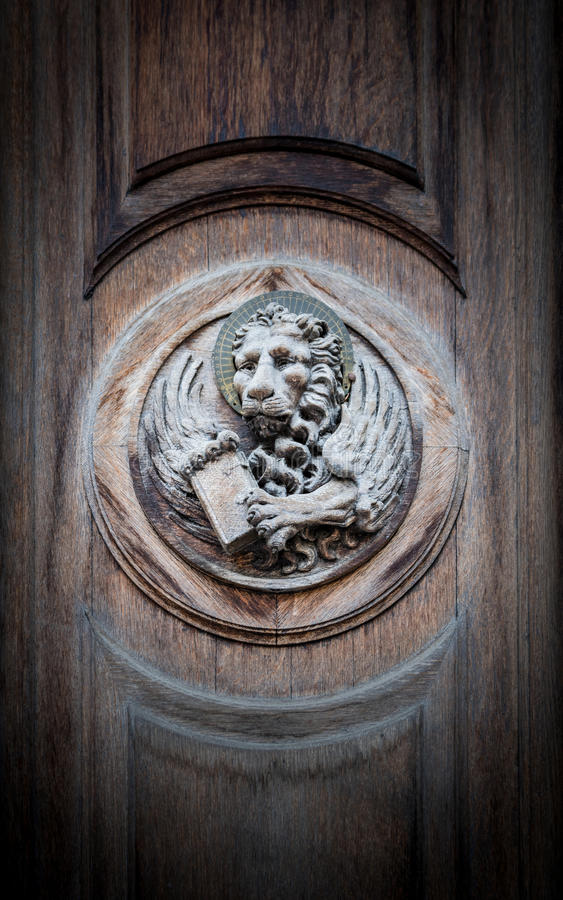 The Winged Lion Of St Mark The Symbol Of The Venetian Republic