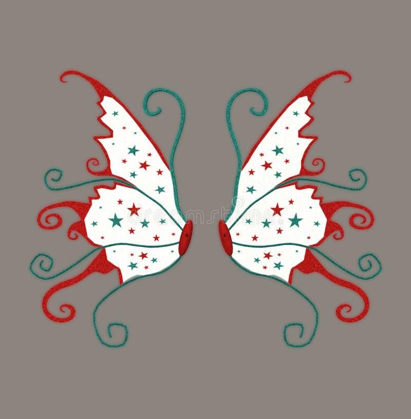 Download Wings stock illustration. Illustration of adorable, fantastic - 4707448