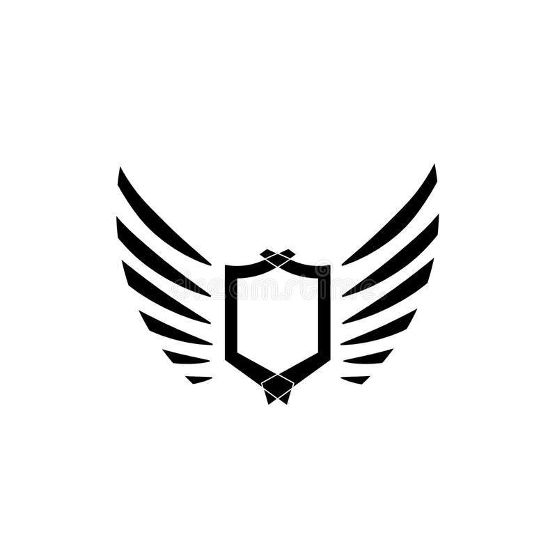 Eagle Wing Logo Awesome Graphic Library