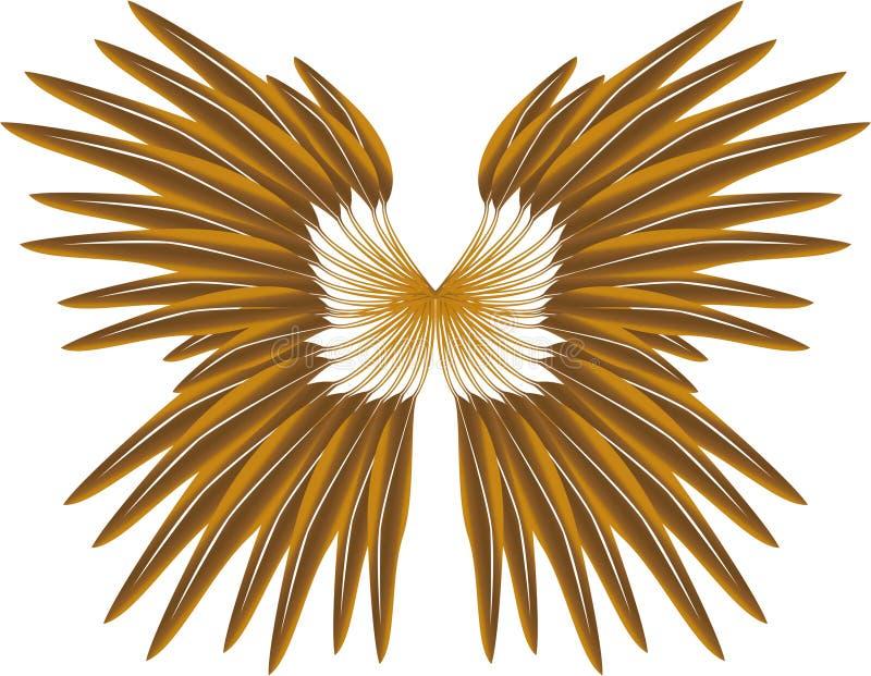 Wingset illustration de vecteur