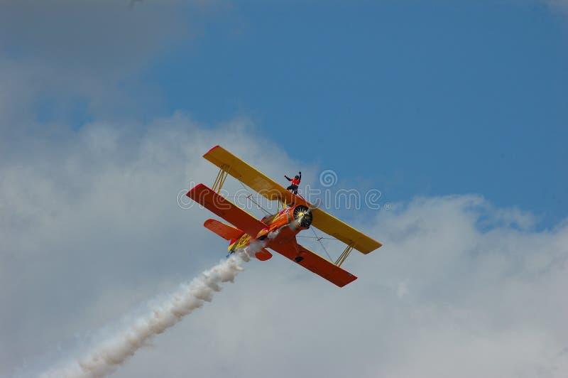Wingwalker images stock