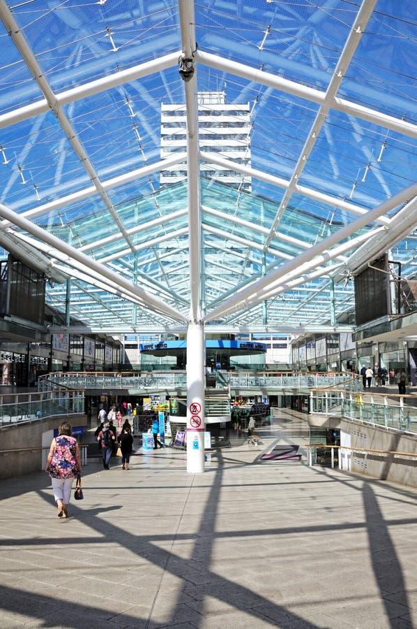 Winkelend centrum, Coventry royalty-vrije stock foto's
