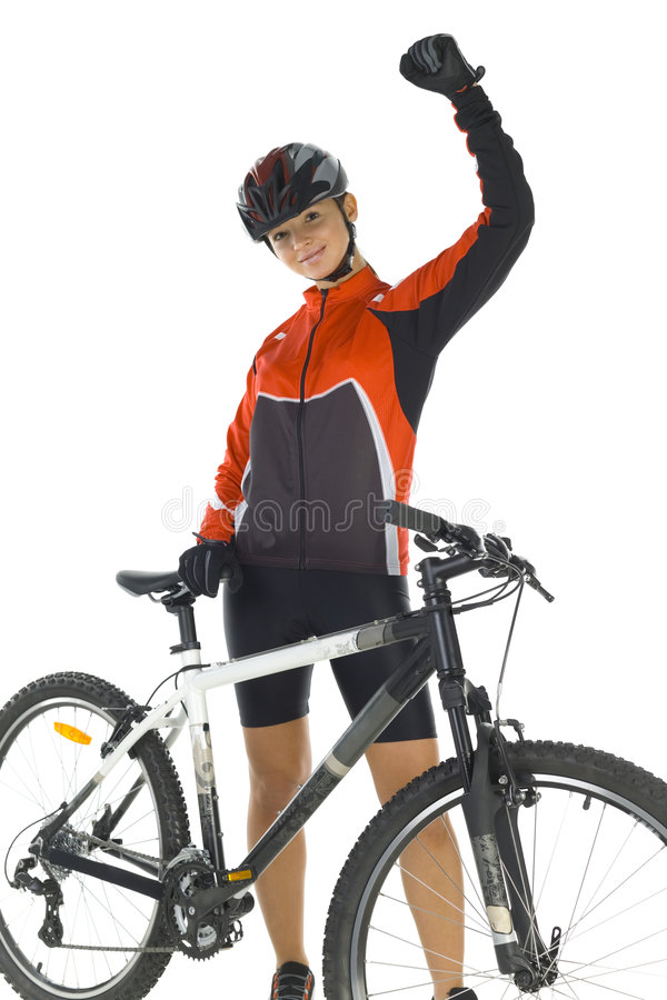 Download Winner stock image. Image of athlete, crummy, exercise - 3805571