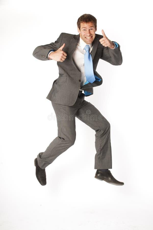 Winner in business stock photos