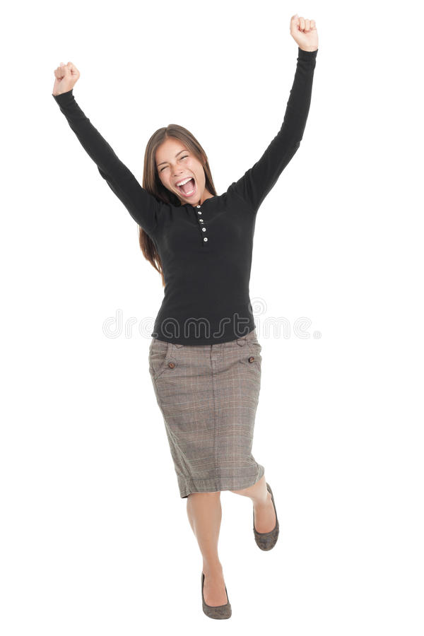 Download Winner / Success stock photo. Image of casual, funny - 12524342
