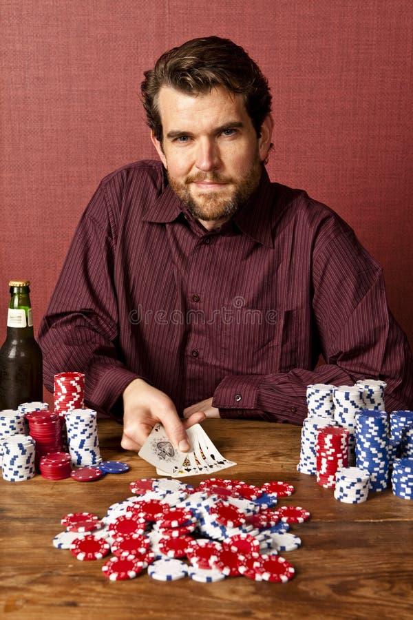 Download Winning bet stock image. Image of attractive, gambler - 12940673