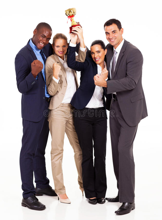 Download Winning Business Competition Stock Image - Image: 29145661