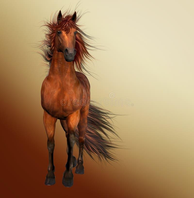 Download Winning Colors stock illustration. Illustration of stallion - 7247114