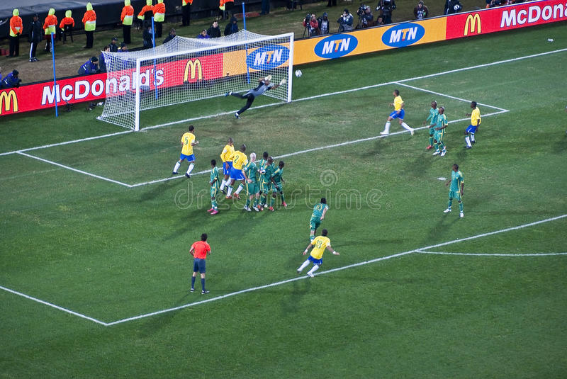 Download Winning Goal editorial photography. Image of goal, players - 9925482