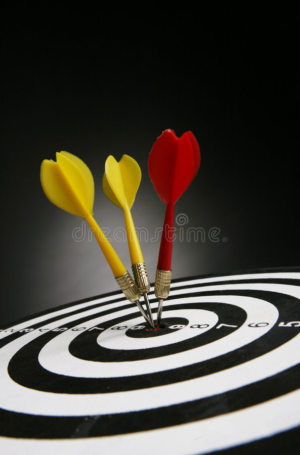 Download The Winning Team stock image. Image of accuracy, conceptual - 6472373