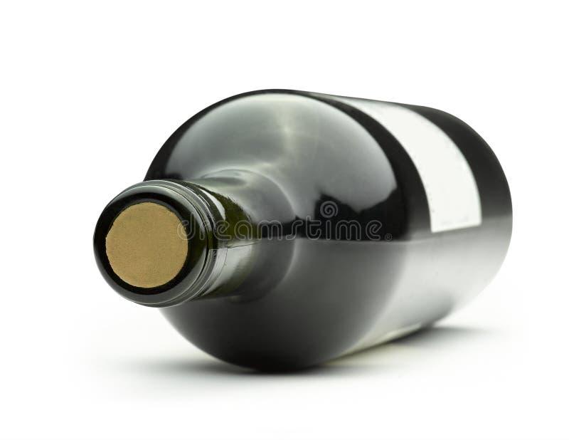 Wino butelka  obrazy royalty free