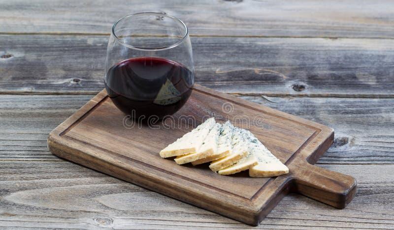Wino i ser obrazy royalty free
