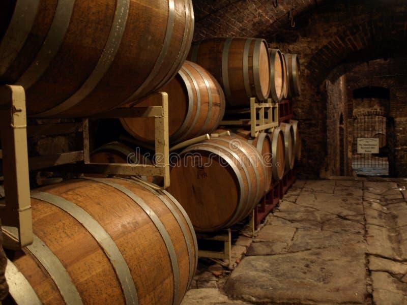 Wino loch obraz royalty free