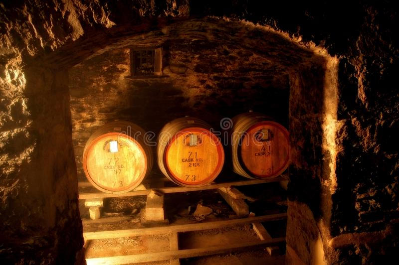 Wino lochu tematy obrazy stock