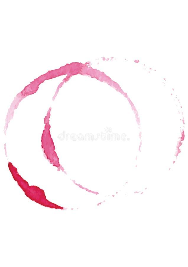 Wino oceny obraz stock