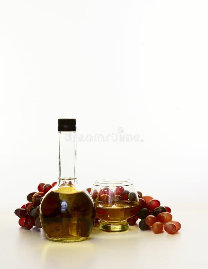 Wino ocet obrazy stock