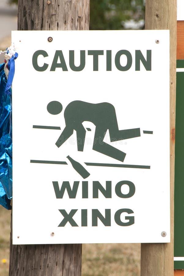 Wino Xing foto de stock royalty free