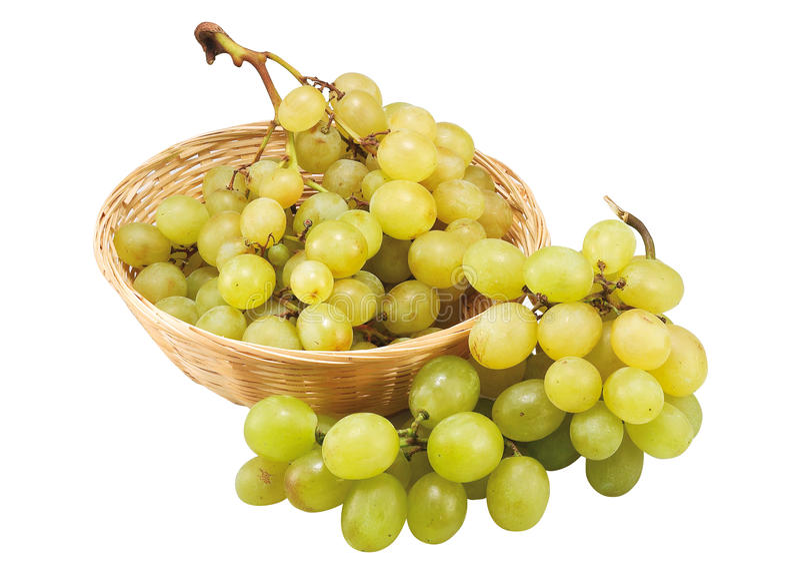 Download Winogrono zdjęcie stock. Obraz złożonej z wino, kosz - 13340472