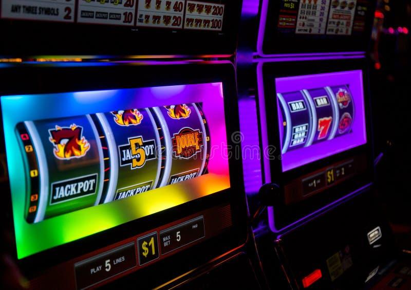 WINS by Las Vegas casino... royalty free stock photo