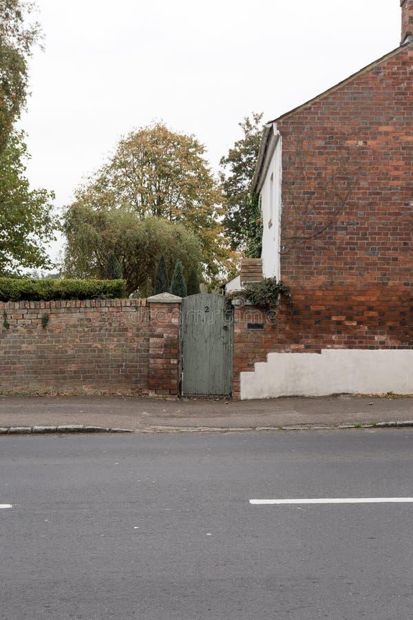Winslow, Buckinghamshire, het Verenigd Koninkrijk, 25 Oktober, 2016: Cott royalty-vrije stock foto