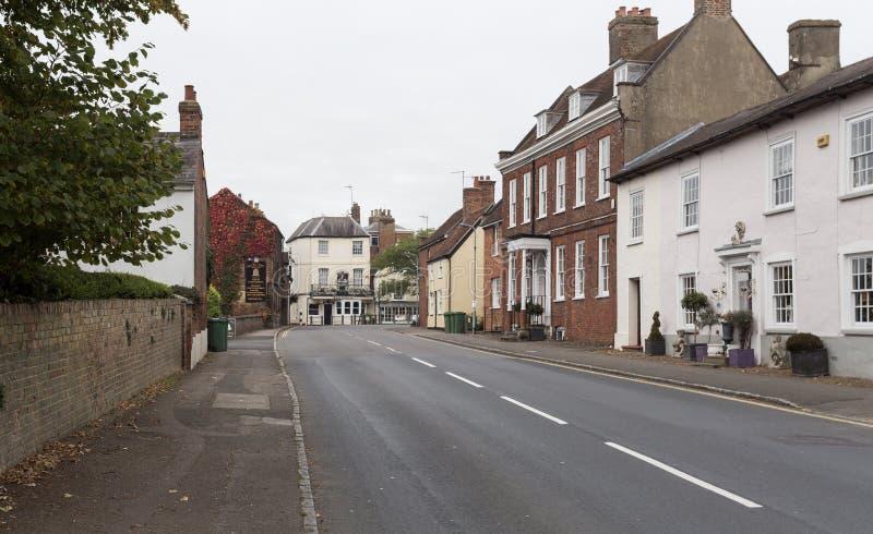 Winslow, Buckinghamshire, Reino Unido, o 25 de outubro de 2016:  imagem de stock