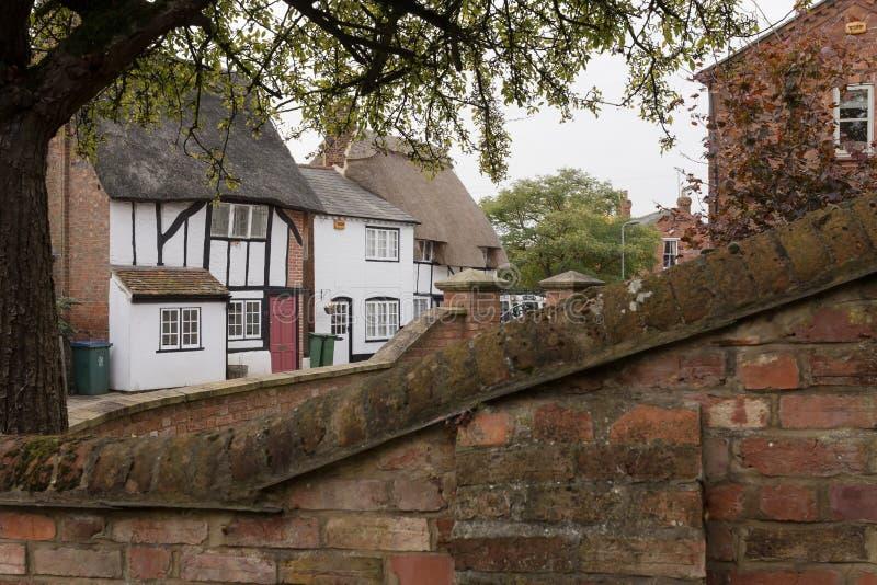 Winslow, Buckinghamshire, Reino Unido, o 25 de outubro de 2016: Ver imagens de stock royalty free