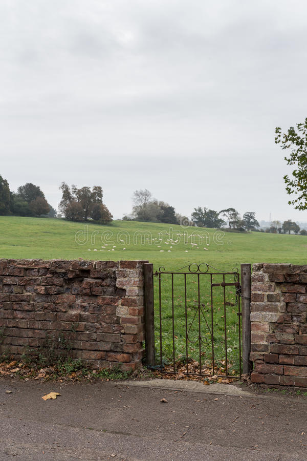 Winslow, Buckinghamshire, Royaume-Uni, le 25 octobre 2016 : Victoires image stock