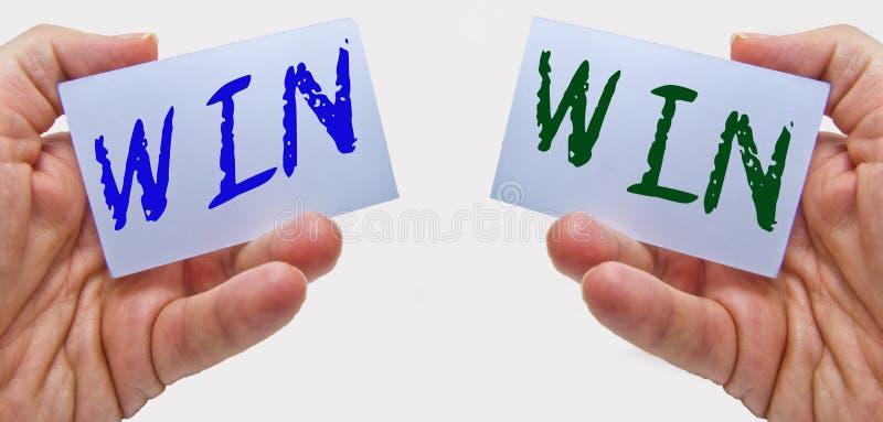 Winst - winstconcept voor marketing en zaken stock afbeelding