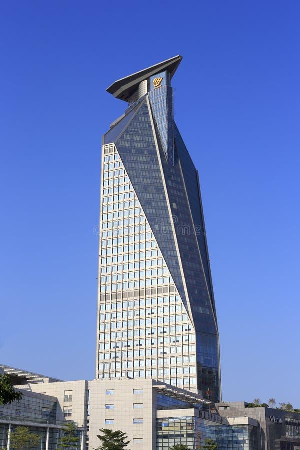 Download Winstin hotel w popołudniu obraz stock editorial. Obraz złożonej z skyscraper - 33506779
