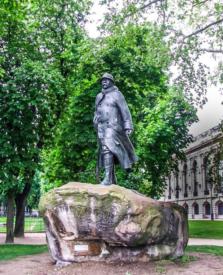 Winston Churchill Statue photos stock