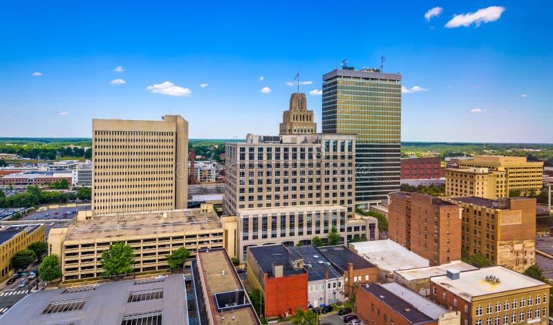 Winston-Salem, Nord Carolina, U.S.A. fotografia stock libera da diritti
