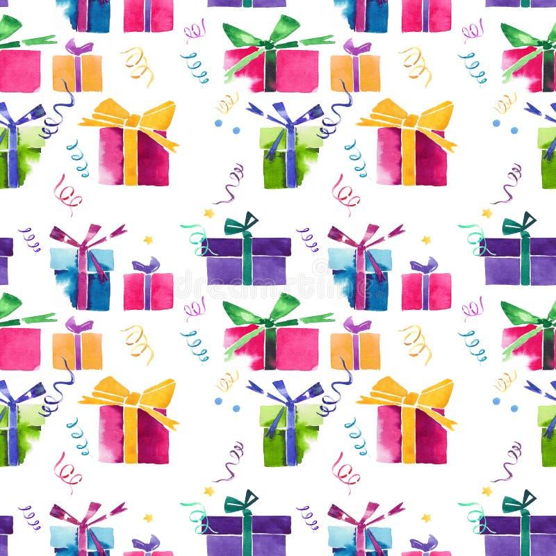 Winte красивого графического симпатичного чудесного Нового Года праздника яркое бесплатная иллюстрация