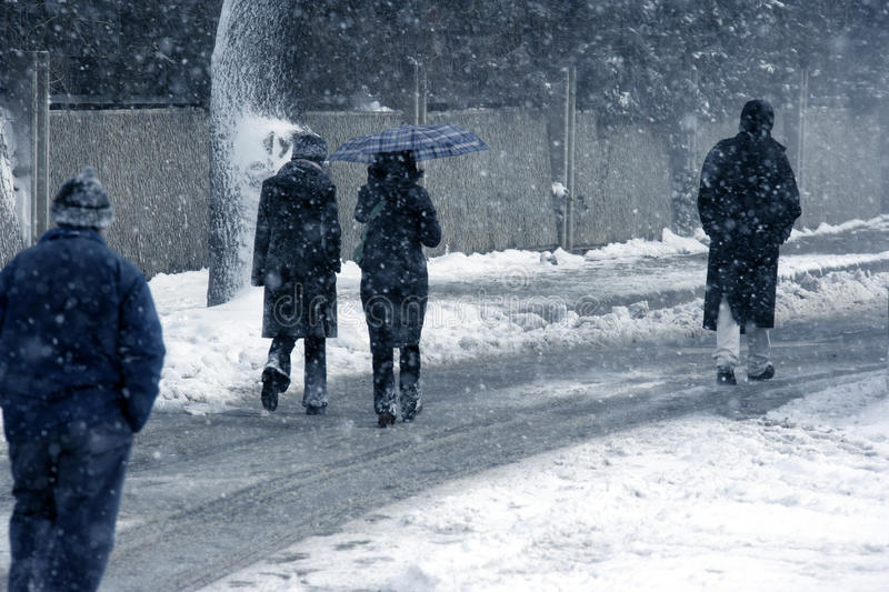 Download Winter stock image. Image of climatic, temperature, istanbul - 14898729
