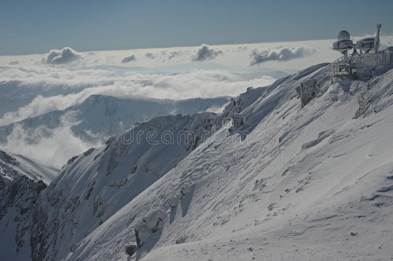 Winter stockbild