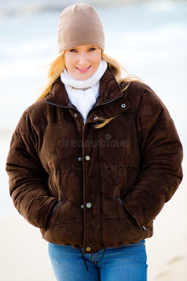 Winter-Abnutzung stockfotografie