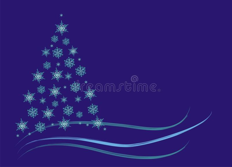 Download Winter Abstract Christmas Tree Spruce Royalty Free Stock Photos - Image: 12016188