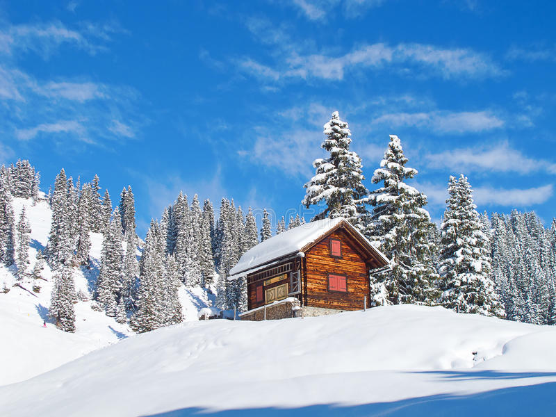 Download Winter In Alps Stock Photos - Image: 21915843