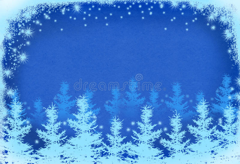 Winter background. stock photos