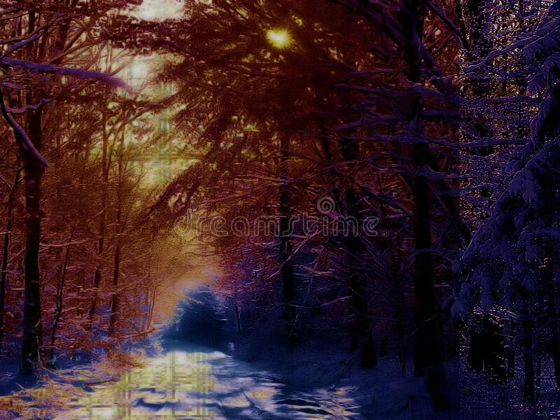 Winter Background 3 Free Public Domain Cc0 Image