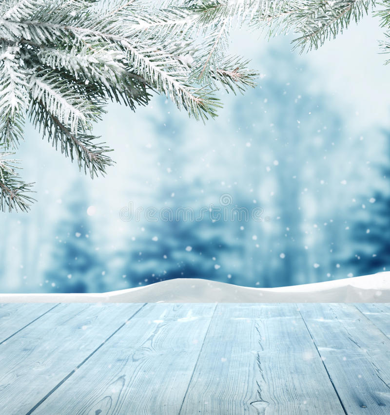 Free Winter Background Stock Photo - 35355920
