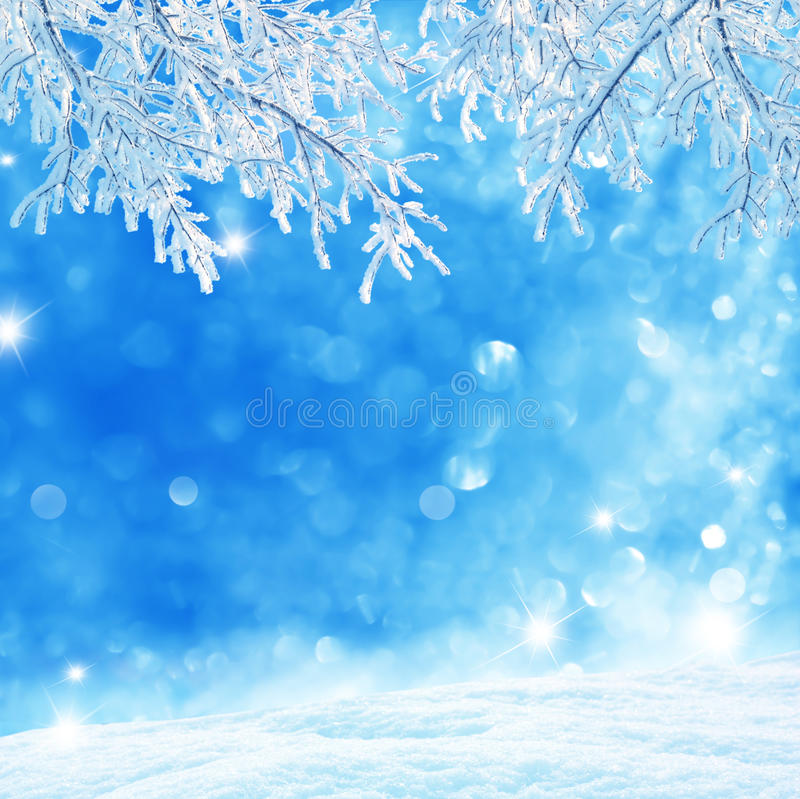 Free Winter Background Stock Images - 45175104