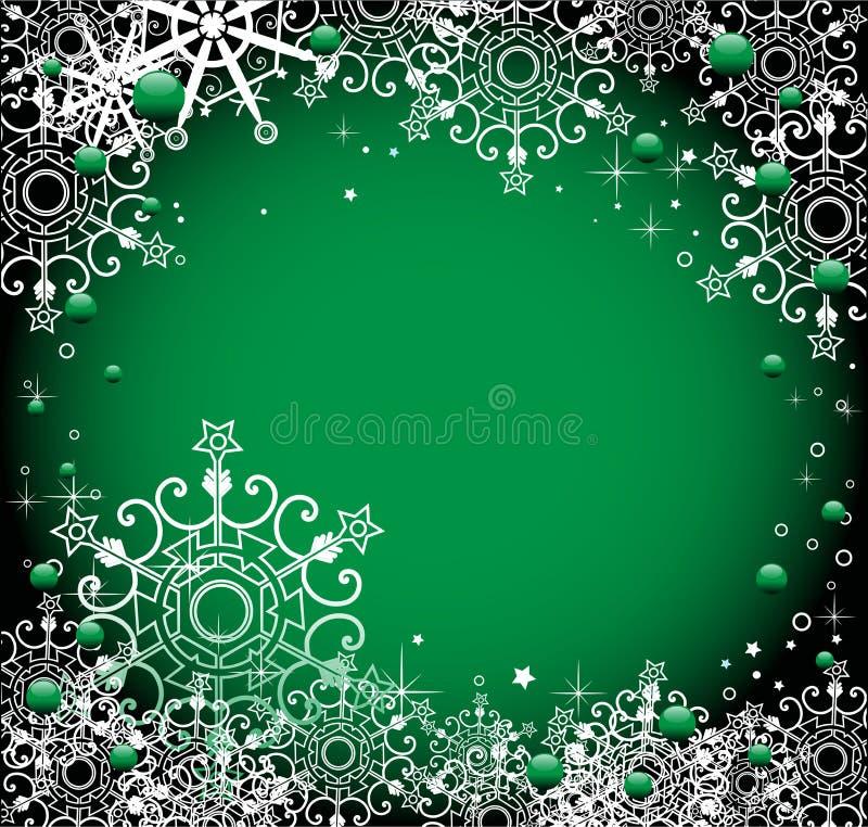 Download Winter background stock vector. Image of frozen, event - 7631065