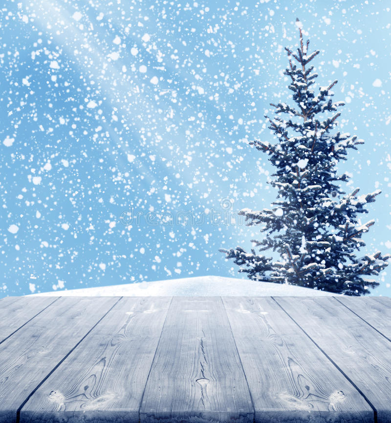 Download Winter background stock photo. Image of silence, advertising - 33130434