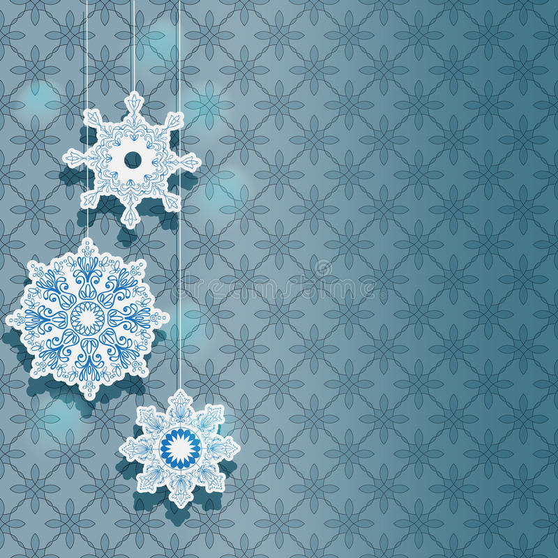 Download Winter Background For Holiday Design Stock Vector - Image: 27853679