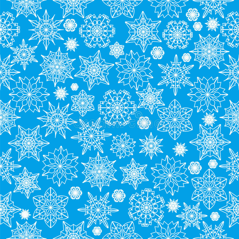 Download Winter background stock vector. Image of ornament, rejoicing - 34312699