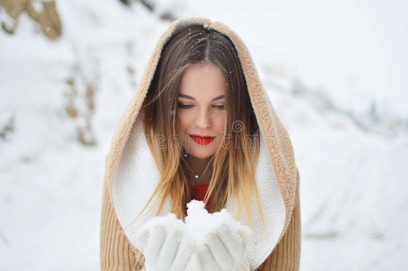 Winter, Beauty, Human Hair Color, Girl Free Public Domain Cc0 Image