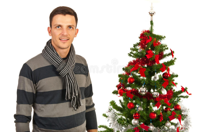 Download Winter beauty man stock photo. Image of conceptual, celebration - 34488846