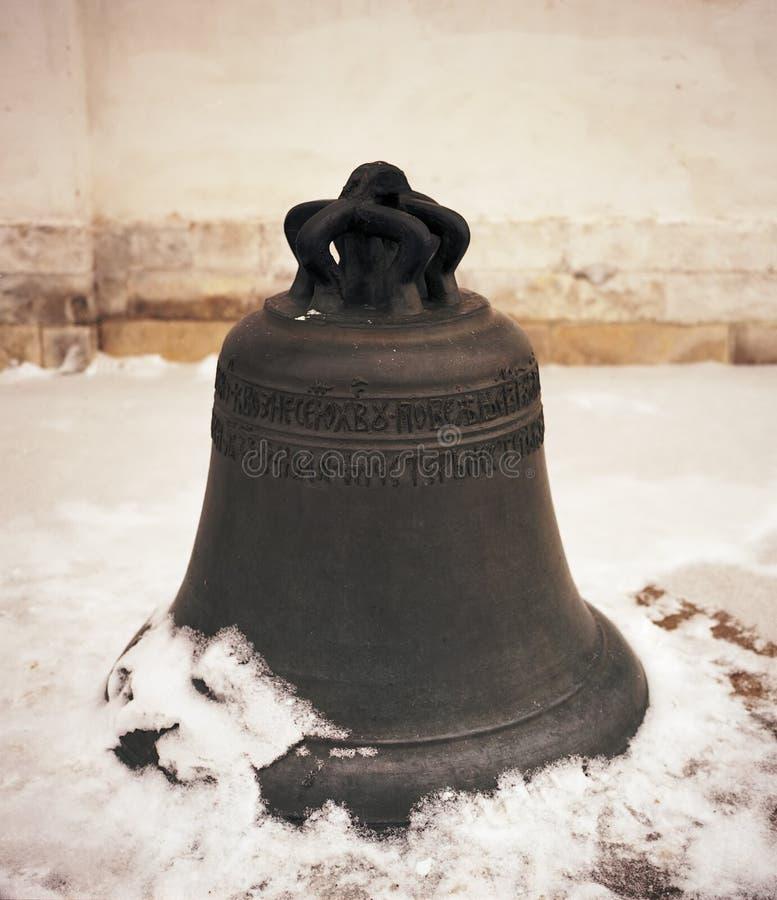 Winter Bell Stock Image